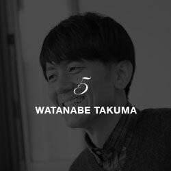 5 WATANABE TAKUMA