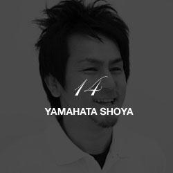 14 YAMAHATA SHOYA