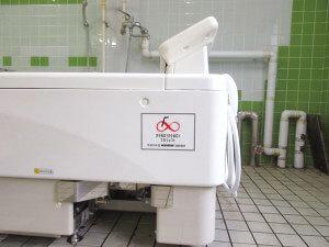 特殊浴槽一式(シルフィード浴槽)